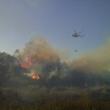 Mi-8MTV fighting fires in Turkey