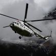Mi-8MTV on short final in Nepal
