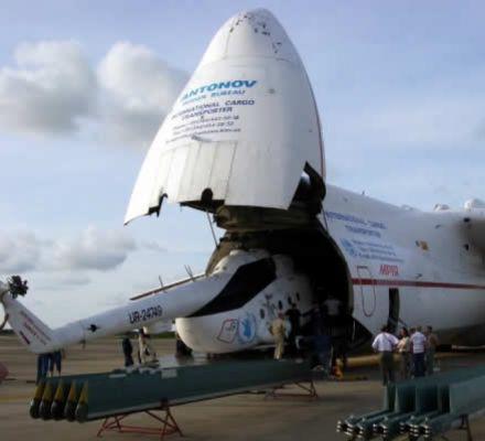 Cargo Air Charter